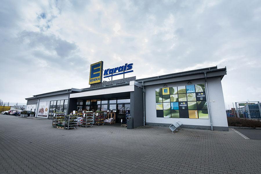 Supermarkt EDEKA Karais in Knetzgau