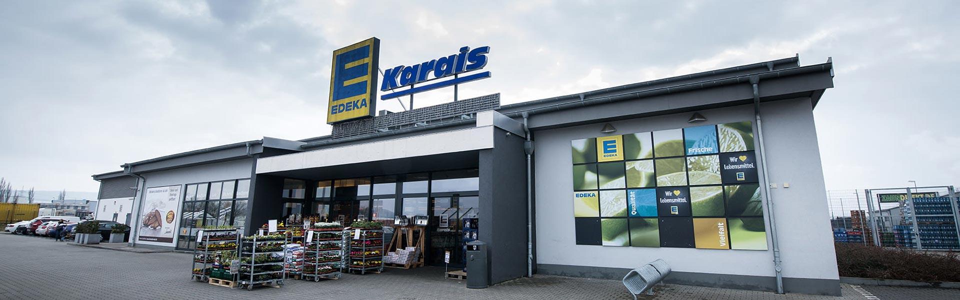 EDEKA Karais in Knetzgau